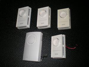 5  Thermostat  revient à 1$ chaque