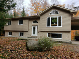 Executive home for rent in Powassan