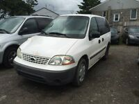 Ford Windstar 2002