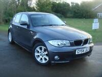 BMW 116 1.6 2004MY i SE. 87K, FULL BMW HISTORY, JUST SERVICED AND MOT