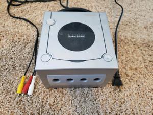 Silver Gamecube