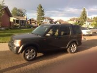 2005 Land Rover LR3 Forest green SUV, Crossover