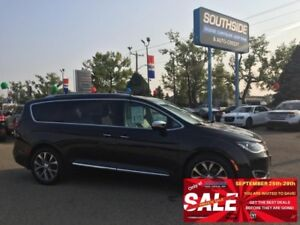 2017 Chrysler Pacifica Limited  Safety Tech,DVD,Tow
