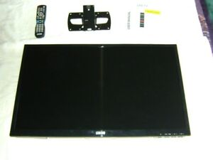 32 in LED TV  C/W Wall mount