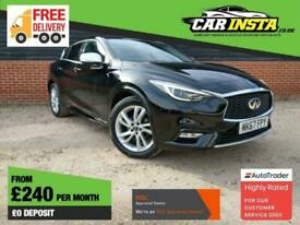 image for 2017 Infiniti Q30 1.5d Business Executive DCT (s/s) 5dr Hatchback Diesel Automat