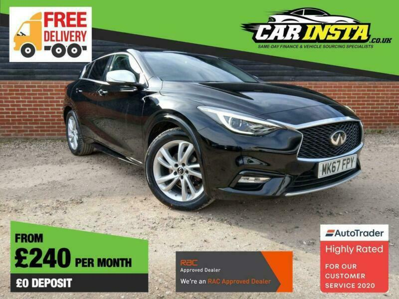 2017 Infiniti Q30 1.5d Business Executive DCT (s/s) 5dr Hatchback Diesel Automat