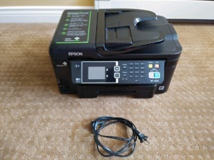 Epson WF-3620 All-in-one Printer