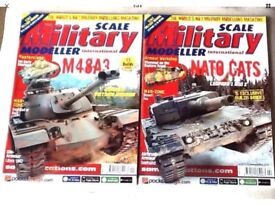 Complete year 2014 Scale Military Modeller magazine