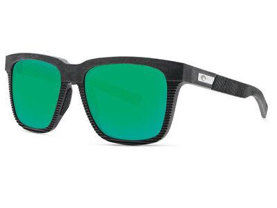 d6f50787c3 NEW Costa Del Mar PESCADOR Net Gray   Gray Rubber   580 Green Mirror Glass  580G