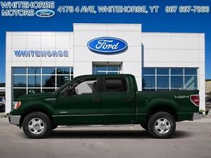 2014 Ford F-150 4X4-SUPERCREW XLT- 157 WB  - $259.95 B/W - Low M