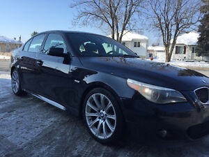 2006 BMW 5-Series 550i   M-PACKAGE