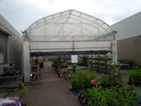 24' x 49' Frost House Green House Outbuilding Shed Storage
