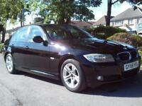 BMW 318i 2.0 2008 ES 49000 MILES COMPLETE WITH M.O.T HPI CLEAR INC WARRANTY