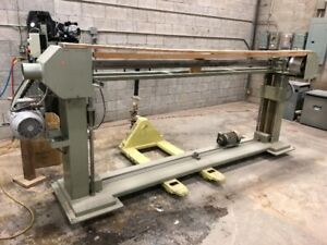Table/Door 100'' Belt Sander - Woodworking Machinery - PMC 264-6