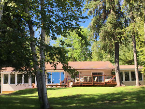 KENOGAMISSI LAKE- LAKE HOUSE (Hwy 144) - COTTAGE FOR SALE