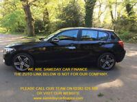 £212.39 PER MONTH 2013 BMW 116 SPORT 1.6 PETROL MANUAL 5 DOOR S/S