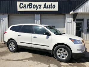 2011 Chevrolet Traverse AWD 4dr 1LS** CLEAN TITLE, SAFETY CERTIFIED**