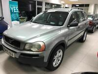 2005 Volvo XC90 2.4 Geartronic 2005MY D5 SE - 2 Keeper - 13 Stamps - 2 Keys