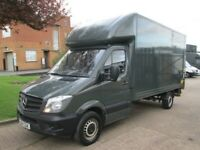 MAN&VAN HIRE LOCAL REMOVEL HOUSE FLAT ROOM OFFICE FURNITURE SAME DAY SERVICE ASAP