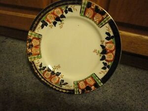 dinner plates/Windsor Derby/ RARE1930's