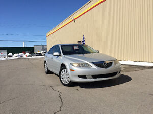 2004 MAZDA 6 AUTOMATIQUE *****$1890 TPS INCLUS
