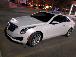 2017 Cadillac ATS Coupe 2.0 Turbo AWD only 7500kms $41500 OBO