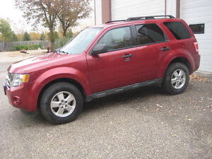 2011 Ford Escape XLT - V6 AWD, NO Accidents-Excellent Condition