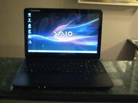 "Sony Touch Screen Laptop, AMD A10, 8GB RAM, 1TB HDD, 15.6"" LED"