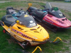 Bombardier sleds for sale