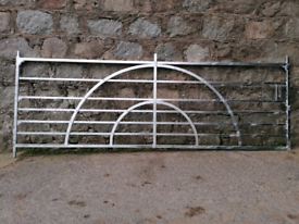 Traditional farm gates