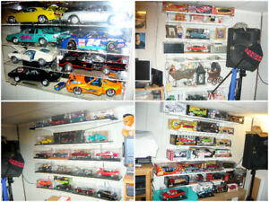 I will buy 1:18 die cast cars etc mint in original boxes only