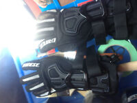 Dainese D-IMPACT 13 D-DRY Gloves (Large)