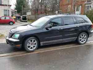 2006 Chrysler Pacifica AWD,  limited