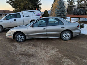 2002 Pontiac Sunfire for sale