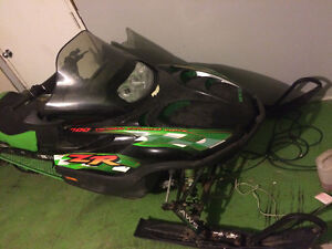 1991 Arctic Cat ZR