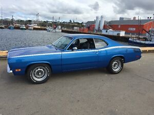 1971 Plymourth Duster 340 1971