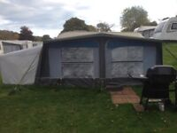 5 Berth Caravan With Awning & Everything To Get You Started