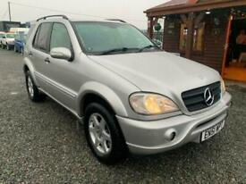 image for 2002 MERCEDES ML270 CDI 5dr Tip Auto 4X4 AMG BODY KIT