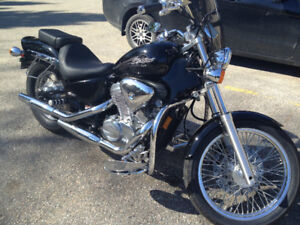 2005 Honda Shadow 600 CRX