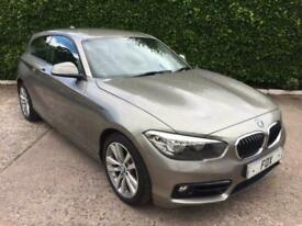 image for 2016 65 BMW 1 SERIES 1.5 118I SPORT 3D AUTO 134 BHP