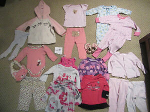 Girls 6M and 9M Clothes and Shoes