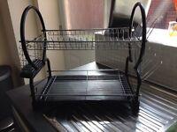 Kitchen plate drainer