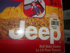 Jeep baby doll center