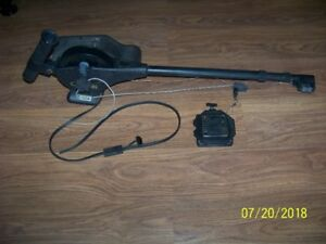 CANNON MARLIN ELECTRIC DOWNRIGGER PLUS BASE