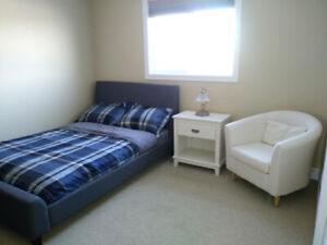 Workers save $$!Furnished room available for short/long term