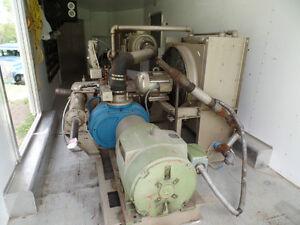 Screw Air Compressor Strathcona County Edmonton Area image 1