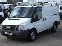 FORD TRANSIT 2.4TDCI SWB 140PS 4X4 ALL WHEEL DRIVE FINANCE ARRANGED