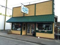 Historic Ashcroft Bakery & Coffee Shop Business for Sale!