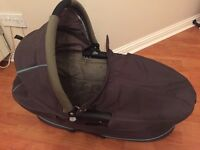 Quinny Buzz Carrycot - £35ono