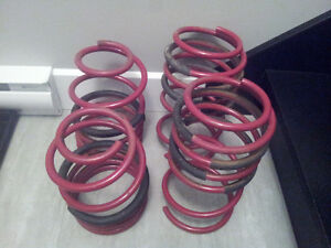 Eibach lowering coils, for srt-4 and neon 2000-2005